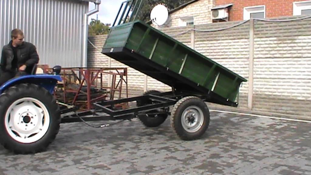 Тракторные прицепы купить
